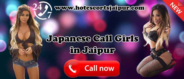 Japanese Call Girls in Jaipur